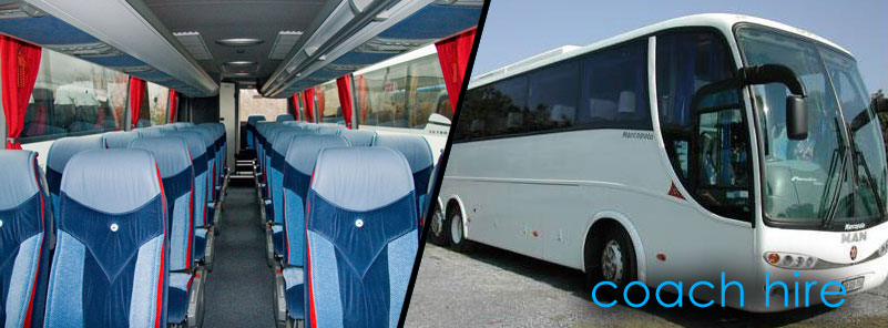 Busfinder South Africa Coach Hire